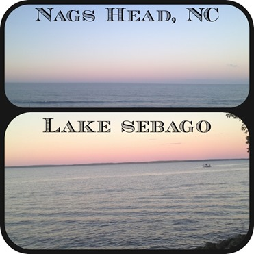 Nags Head & Lake Sebago