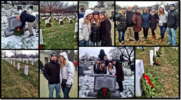 Wreaths Across America | Tidbits for Today