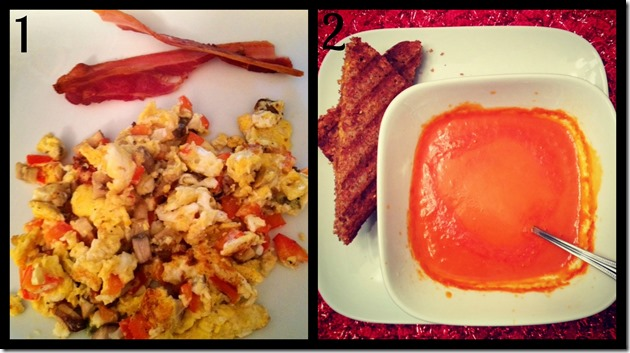 Breakfast & Dinner | Tidbits for Today