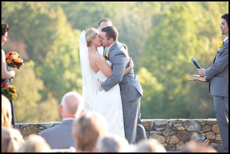 Wedding Day Kiss | Tidbits for Today